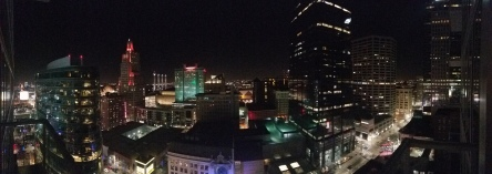 Downtown Kansas City Skyline