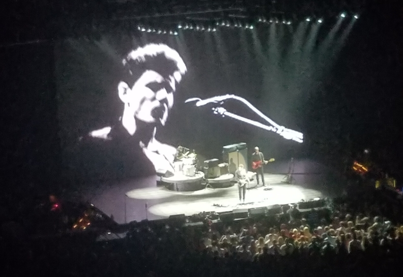 John Mayer at the Sprint Center in Kansas CIty