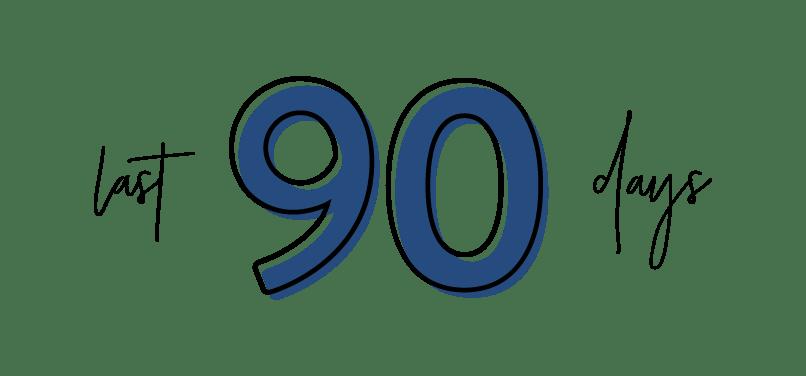 #Last90Days Challenge